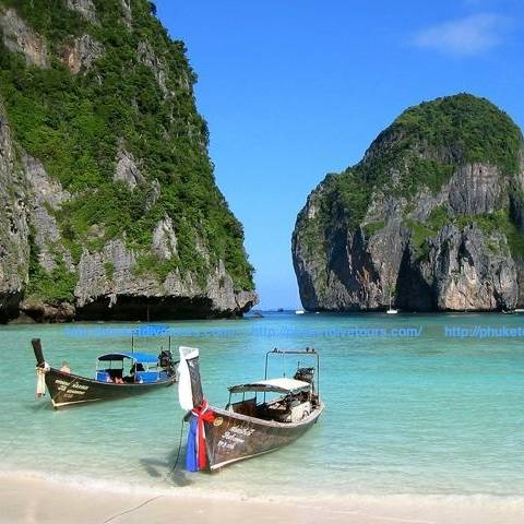 Phi Phi island Snorkeling Trip to Maya Bay
