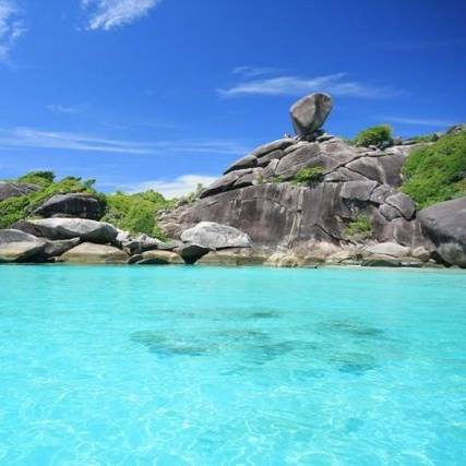 Similan islands day trip - Phuket Snorkeling Tours